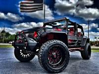 Used 2018 Jeep Wrangler JK Unlimited RUBICON CUSTOM LIFTED LEATHER