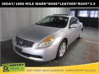 Used 2008 Nissan Altima 3.5 SE Coupe near White Marsh, MD