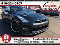 2013 Nissan GT-R Black Edition Coupe