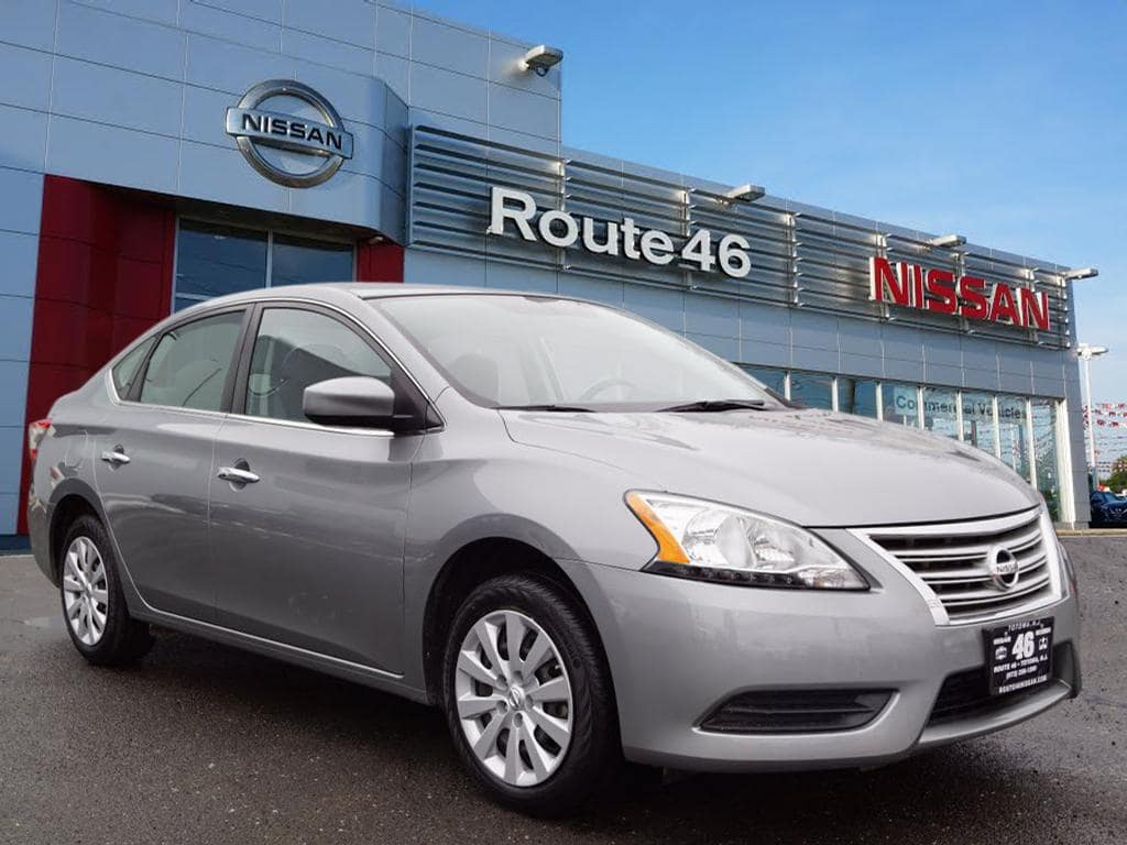 Photo Used 2014 Nissan Sentra SV Sedan for sale in Totowa NJ