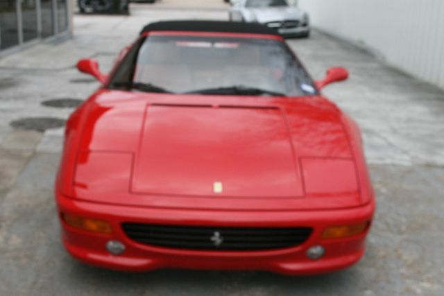 Photo 1998 Ferrari F355 Spider Spider