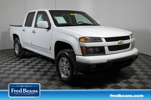 Photo Used 2012 Chevrolet Colorado LT with 1LT For Sale in Doylestown PA  1GCHTCFE1C8169965
