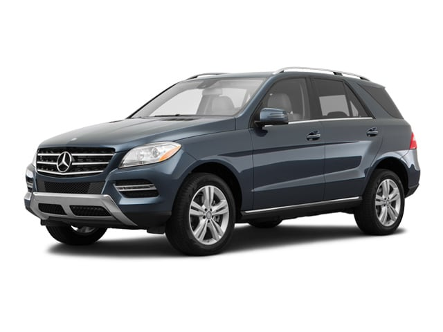 Photo 2015 Mercedes-Benz M-Class ML 350 RWD 4dr in Houston