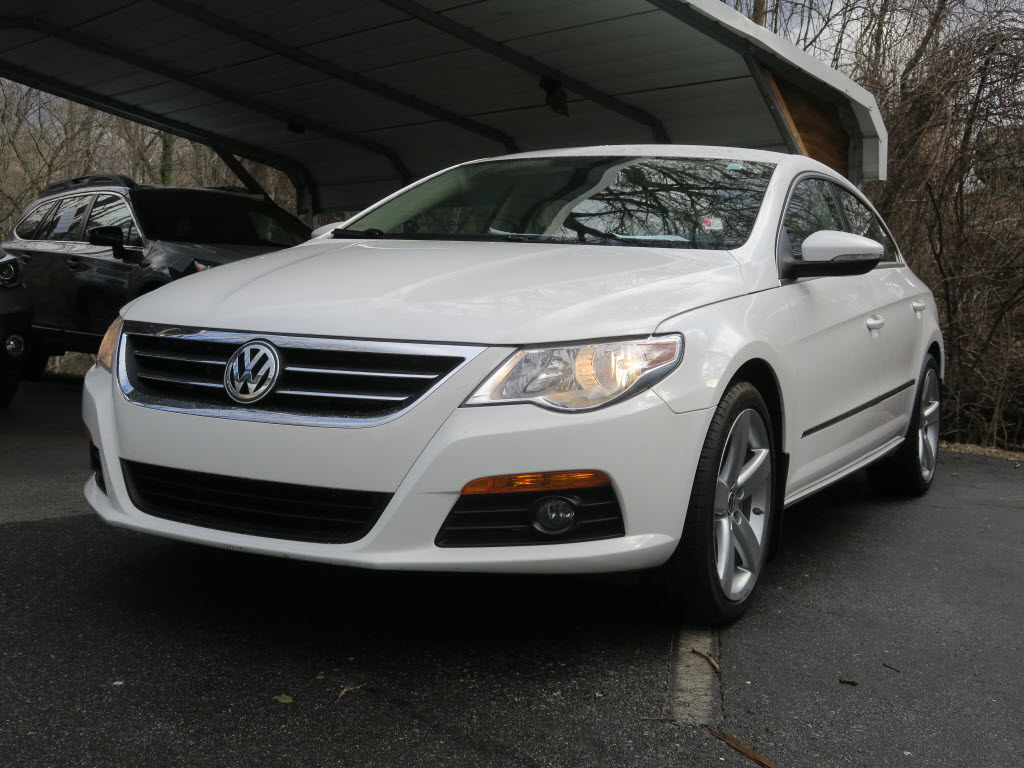 Photo Used 2012 Volkswagen CC Lux for Sale in Asheville near Hendersonville, NC