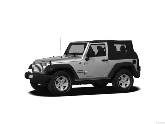 Photo Used 2012 Jeep Wrangler 4WD Sport Soft Top Auto For Sale in Souderton
