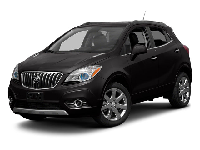 Photo Used 2014 Buick Encore Leather Sport Utility For Sale St. Clair , Michigan