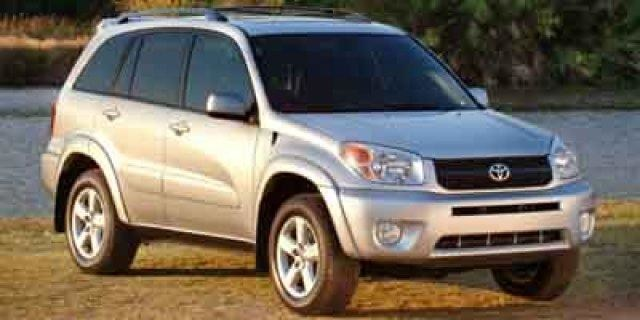 Photo Used 2004 Toyota RAV4 4dr Auto 4WD For Sale Chicago, Illinois