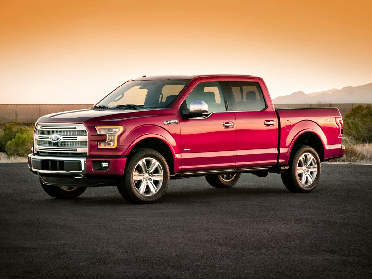 Photo Used 2015 Ford F-150 For Sale  CT