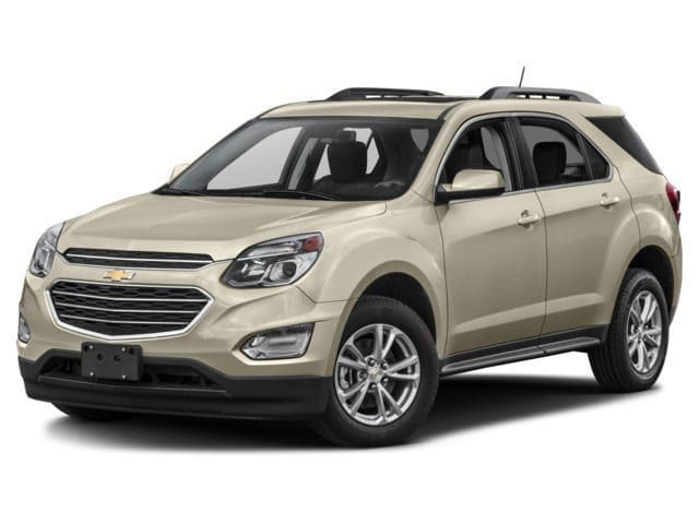 Photo Used 2017 Chevrolet Equinox LT SUV in Bowie, MD