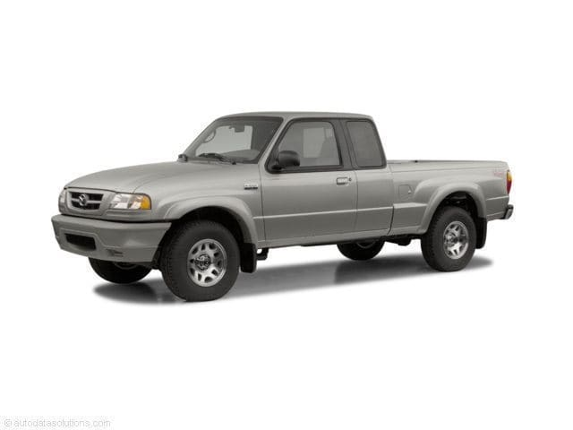 Photo Used 2002 Mazda B-Series 2WD Cab Plus 125 WB 3.0L Auto DS For Sale Elgin, Illinois