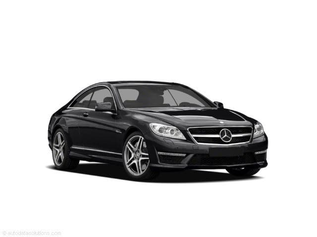 Photo 2011 Mercedes-Benz CL-Class CL 63 AMG in Belmont
