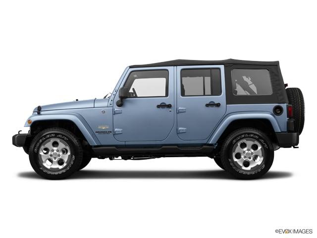 Photo 2014 Jeep Wrangler Unlimited Unlimited Sport Freedom Hardtop SUV V6