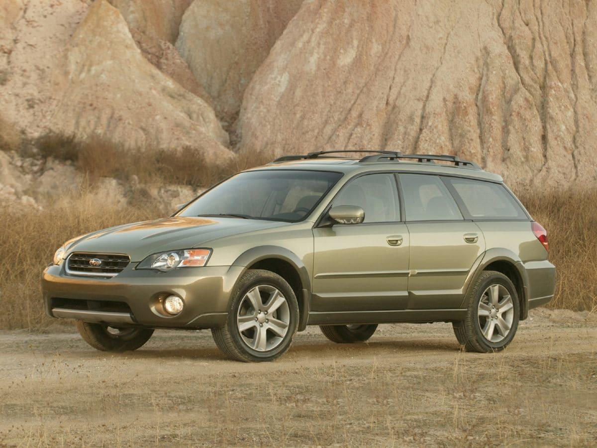Photo Used 2007 Subaru Outback 2.5 i for Sale in Tacoma, near Auburn WA