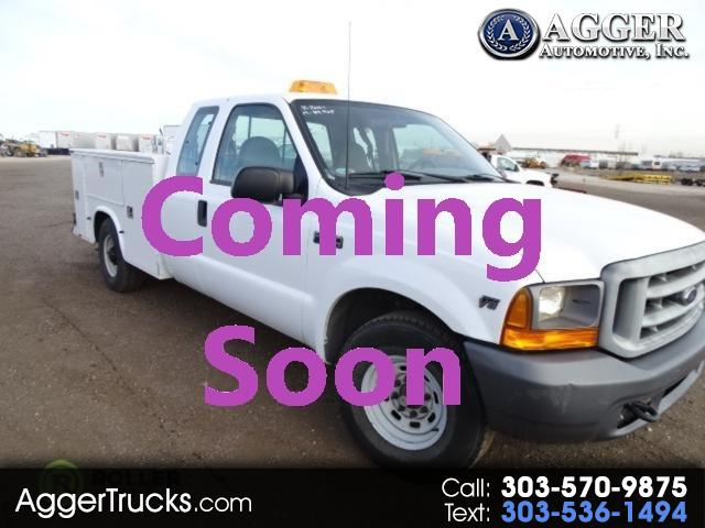 Photo 2001 Ford F-250 SD Lariar SuperCab Long Bed Utility 2WD