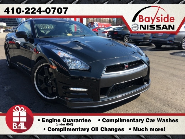 Photo 2013 Nissan GT-R Black Edition Coupe