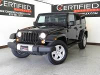 2012 Jeep Wrangler Unlimited UNLIMITED SAHARA 4WD HARD TOP NAVIGATION RUNNING BOARDS PREMIUM WHEELS
