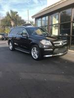 Pre-Owned 2013 Mercedes-Benz GL-Class GL 550 All Wheel Drive 4MATIC SUV