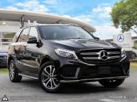 Certified Used 2017 Mercedes-Benz GLE400 4MATIC SUV