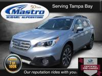 2017 Subaru Outback Limited With Eyesight and Navigation in Tampa