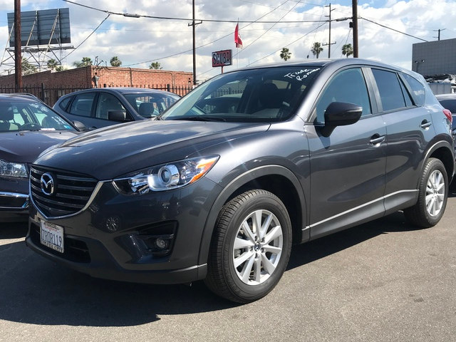 Photo Used 2016 Mazda Mazda CX-5 Touring 2016.5 SUV in Culver City, CA