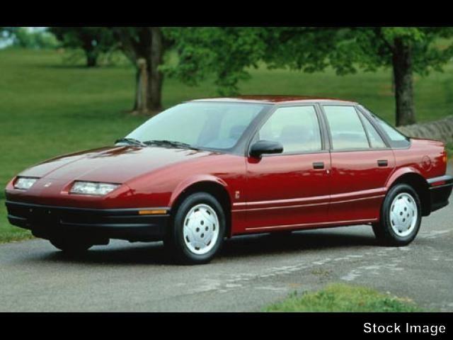 Photo 1995 Saturn S-Series SL1 SL1 Sedan