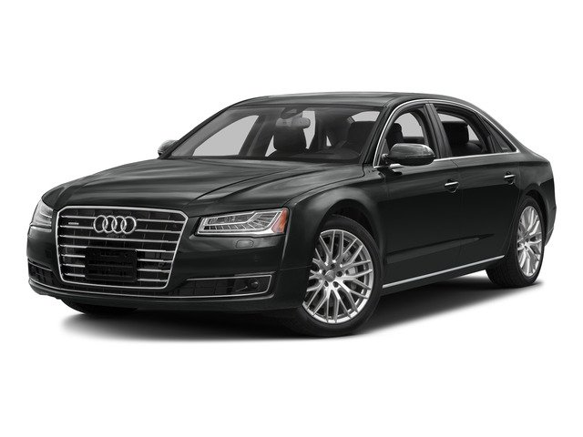 Photo Certified Pre-Owned 2015 Audi A8 L 3.0T