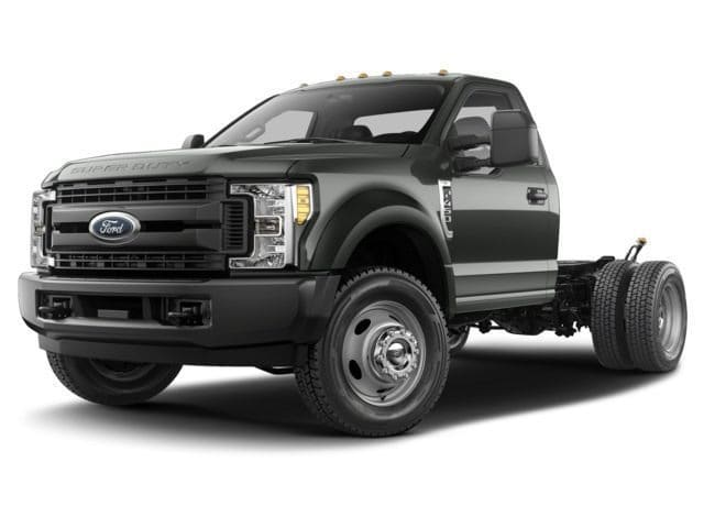 Photo Used 2017 Ford Super Duty F-350 DRW Regular Cab Chassis-Cab in Spruce Pine, NC