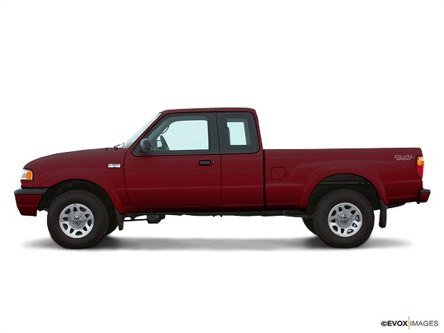 Photo 2001 Mazda B4000 SE Truck Extended Cab 4x4  Near Middletown