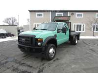 Used 2008 Ford F-550 Pickup Truck