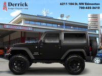 2011 Jeep Wrangler Used 4WD 2 dr. manual Pwr Grp A/C Tow Grp $166 B/W