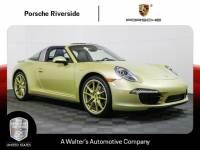 Certified Pre-Owned 2015 Porsche 911 Targa 4