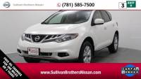 Certified Pre-Owned 2014 Nissan Murano SL SUV For Sale in Kingston, MA