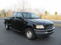 1997 Ford F-150 Lariat SuperCab Flareside Short Bed 2WD