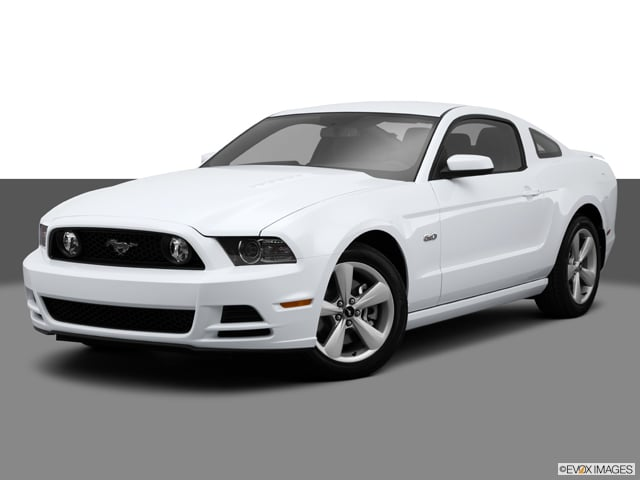 Photo Used 2014 Ford Mustang GT Premium Coupe V8 Ti-VCT 32V for sale in OFallon IL