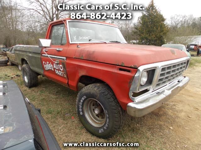 Photo 1978 Ford F-250 Reg. Cab 4WD
