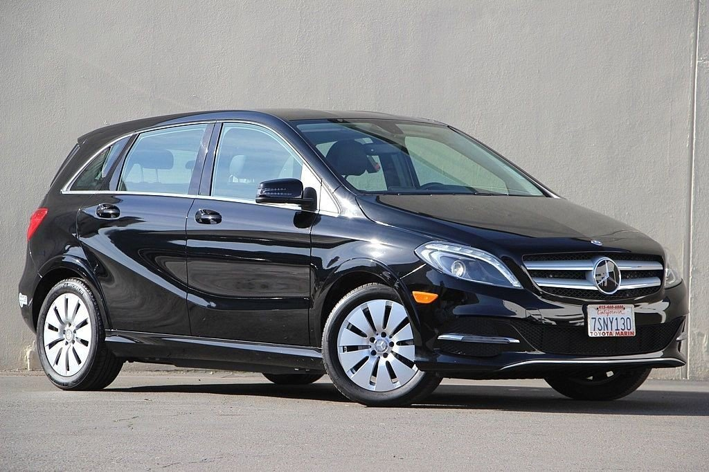 Photo Used 2014 Mercedes-Benz B-Class Electric Drive For Sale in Sunnyvale, CA