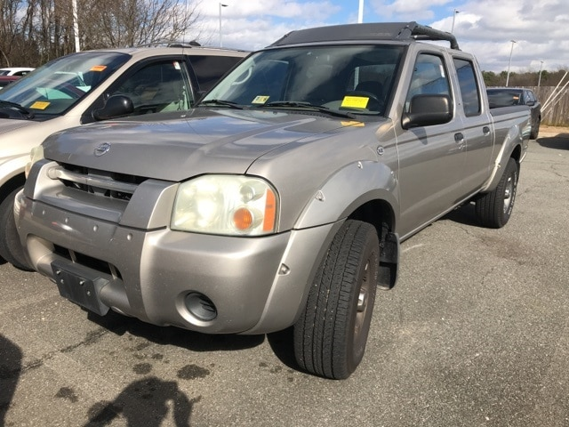 Photo 2003 Nissan Frontier XE Truck Long Bed Crew Cab