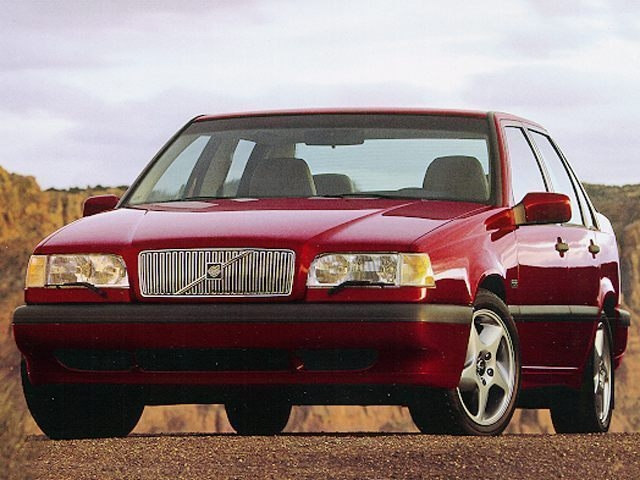 Photo Used 1995 Volvo 850 Base in Berlin CT