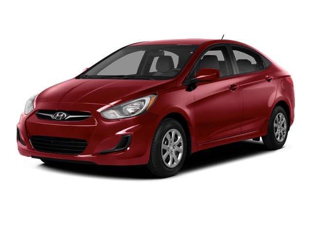 Photo Certified Pre-Owned 2015 Hyundai Accent GLS A6 Sedan For Sale Leesburg, FL