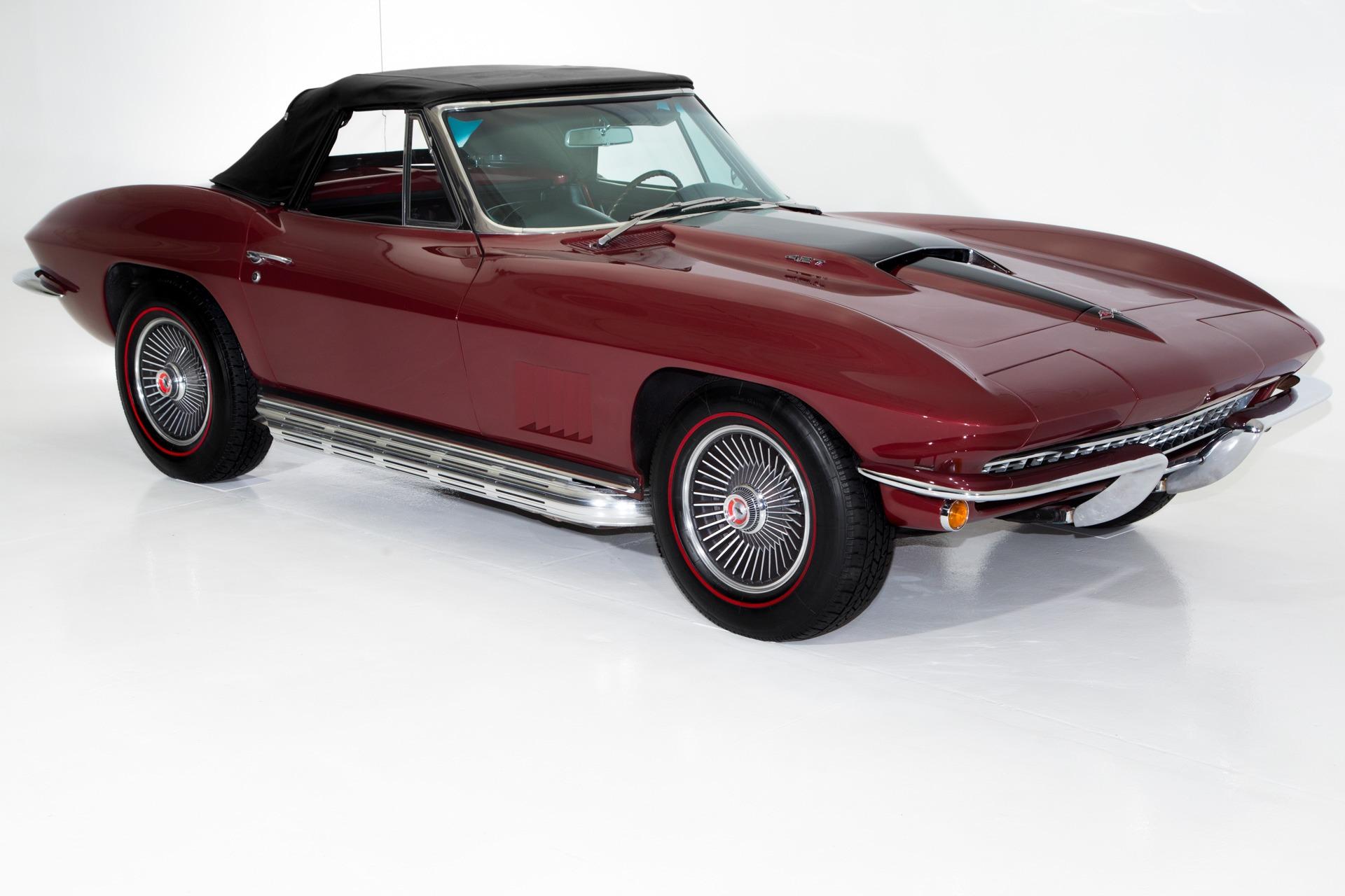 Photo 1967 Chevrolet Corvette 427435 Tri-Power