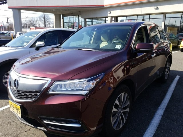 Photo 2016 Acura MDX MDX SH-AWD with Technology Package SUV All-wheel Drive