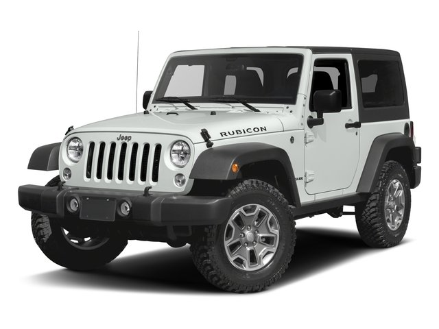Photo Pre-Owned 2016 Jeep Wrangler Rubicon Hard Rock 4WD