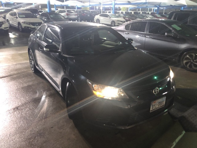 Photo 2012 Scion tC Base For Sale Near Fort Worth TX  DFW Used Car Dealer