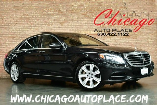 Photo 2014 Mercedes-Benz S-Class S 550 4MATIC EDITION 1 - NAVIGATION 360 CAMERAS DISTRONIC PLUS HEATEDCOOLED MASSAGE SEATS HEATED ARMREST PANO ROOF