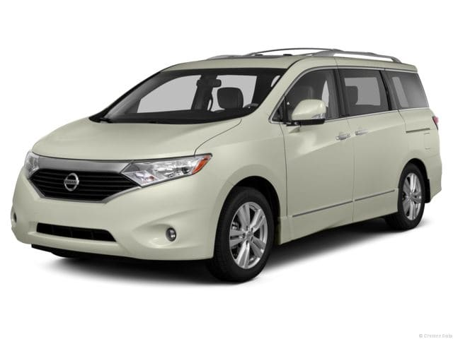 Photo Used 2013 Nissan Quest 3.5 SL MinivanVan For Sale in Asheville, NC
