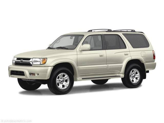 Photo Pre-Owned 2002 Toyota 4Runner Limited in Little RockNorth Little Rock AR