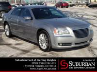 2014 Chrysler 300C Base Sedan HEMI V8 Multi Displacement VVT