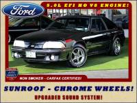 1992 Ford Mustang GT - 5.0L HO V8 - SUNROOF
