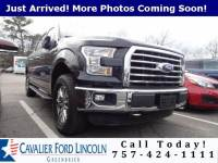2015 Ford F-150 XLT CREW CAB SHORT BED TRUCK ECOBOOST ENGINE