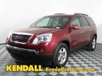 Pre-Owned 2008 GMC Acadia SLT